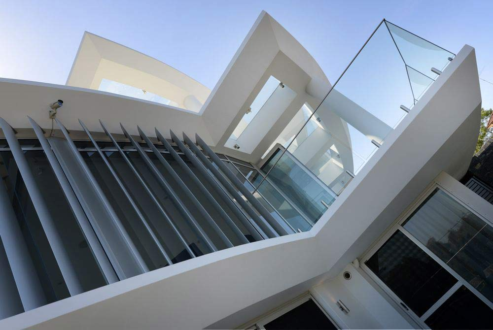 Balconies staircase gallery for Balcony gallery